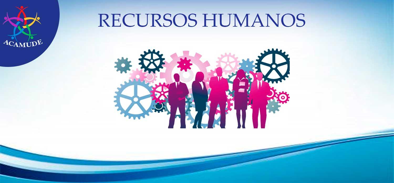 RECURSOS HUMANOS PROFESOR ROY ALBERTO PERAZA FALLAS